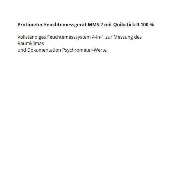 Feuchtemessgerät in  Frankenthal (Pfalz)
