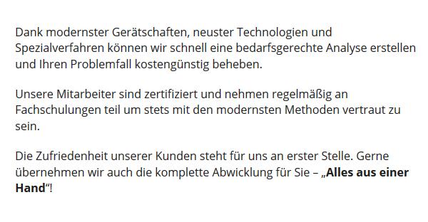Schimmelsanierung in  Brühl - Rohrhof, Ketsch oder Schwetzingen