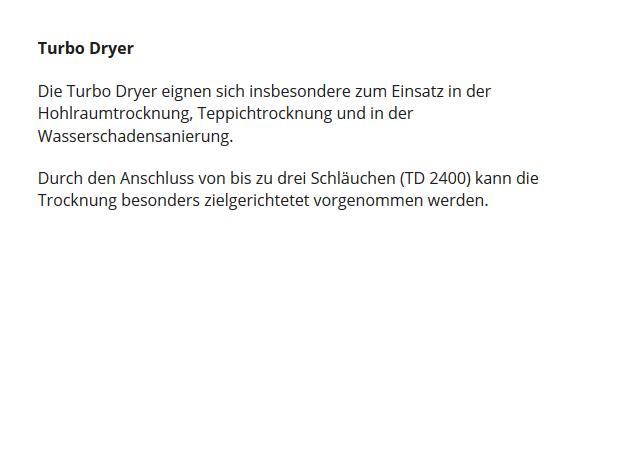 Teppichtrocknung Wasserschadensanierung in  Schwegenheim