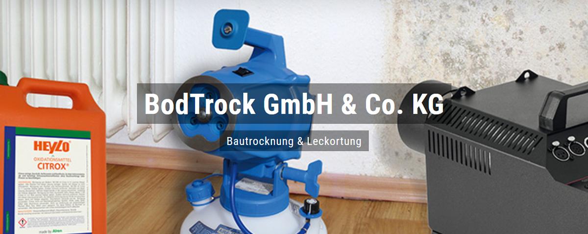 Bautrocknung Offstein - Bodtrock: Wasserschaden, Trocknungsgeräte, Schimmelsanierung, Leckortung