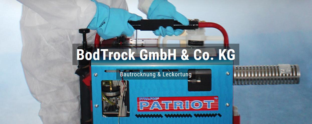 Bautrocknung in Kleinkarlbach - Bodtrock: Wasserschaden, Schimmelsanierung, Trocknungsgeräte, Leckortung